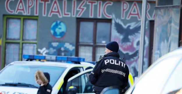 Woman stabbed inside the grocery store in Oslo