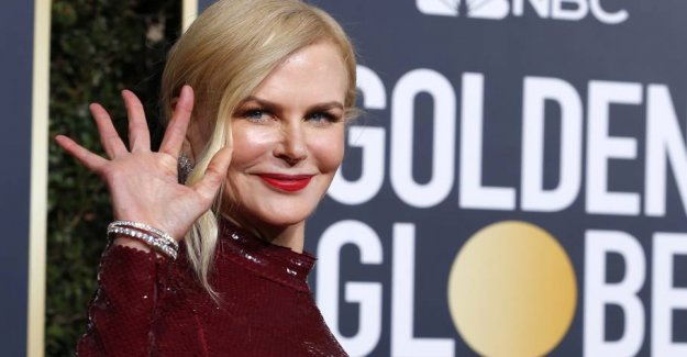 World star tried in vain three times to greet Nicole Kidman