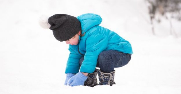 Wow.en: the Child's feet are freezing - the reason number of shoes, socks or drainage system