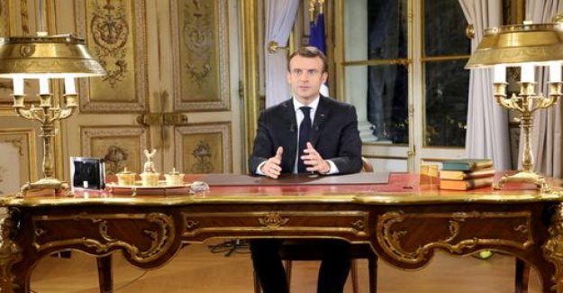 Yellow West-protests: Macron calls for citizens ' dialogue