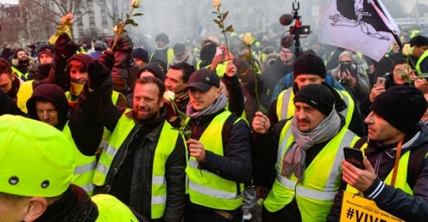Yellow vests to present its own list for the European elections