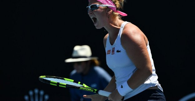 Ysaline Bonaventure after the unnecessary defeat at the Australian Open: I have lost myself