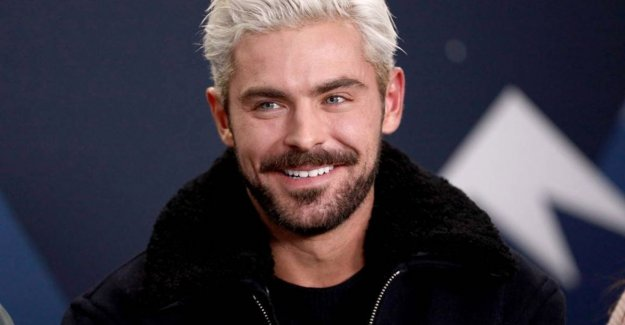 Zac Efron goes for new haircut, and now... platinum blondes