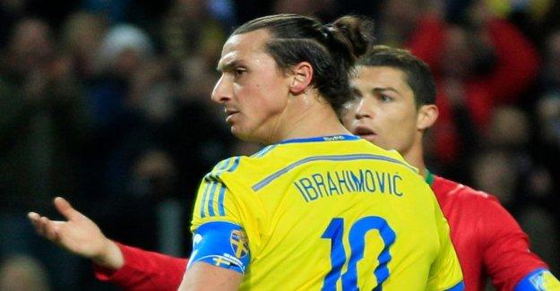 Zlatan taunts Ronaldo for Juventusflytt: It's bullshit