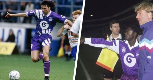 Zulj the 600th for Anderlecht played and also this milestones in the history inscribed: of Nii Lamptey to Luc Nilis