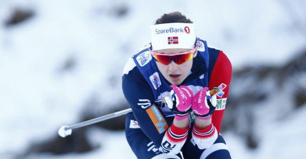 Østberg approaching Tour victory after new maktdemonstrasjon