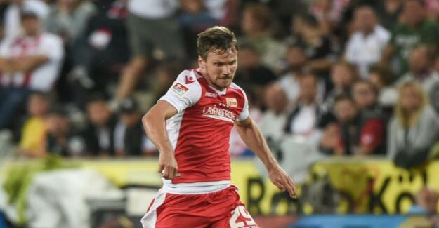 1. FC Union Without Manuel Schmiedebach back into everyday life