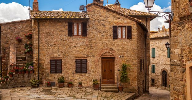 1 euro for a (holiday)home? This idyllic Italian villages do to go even further and pay you money to come live