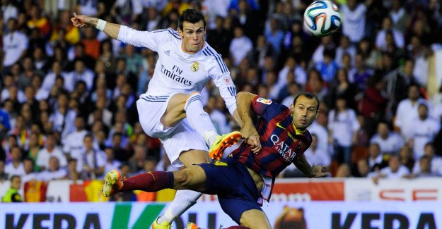 11-1 and wereldgoals of Alves and Bale: this was the most historic Clásico in the Copa del Rey