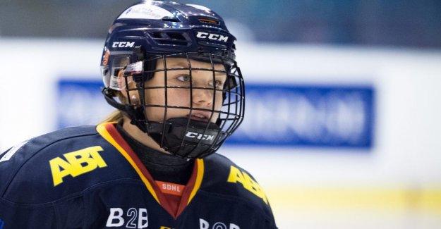 17-year-old showed the way when Djurgården won the quarter-finals