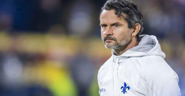 2. Football-Bundesliga : coach Dirk Schuster released at SV Darmstadt 98