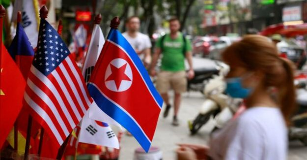 27. and 28. February : Donald Trump and Kim Jong Un are meeting in Vietnam