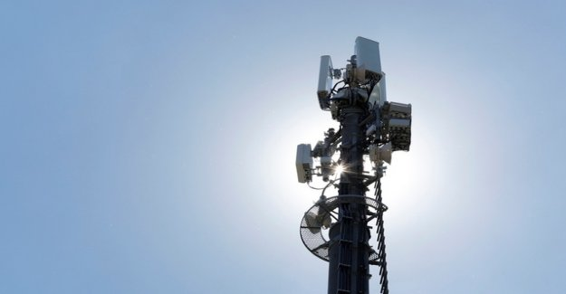5G mobile radio frequencies for 380 million Fr. awarded