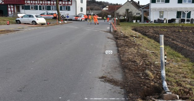 82-year-old woman injured in Oberhasli