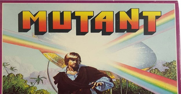 A of Sweden's most beloved role – playing game - Mutant