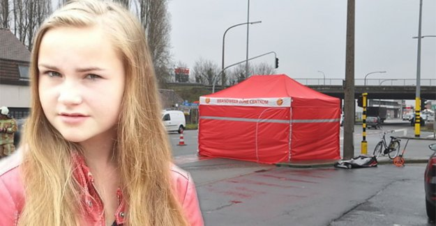 A year after the death of Nikita: In Belgium there are people who die, only then we'll grab in