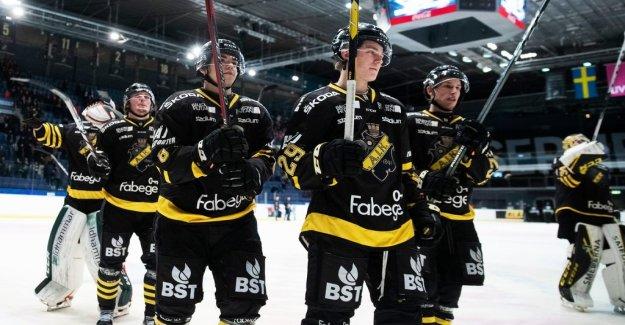 AIK Hockey wants to borrow money of the supporters