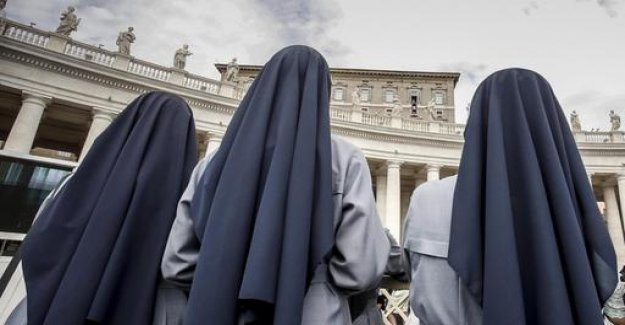 Abuse by nuns: the Vatican, the Pope clarifies-Comments