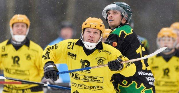 Åby/Tjureda ready for the elitserien