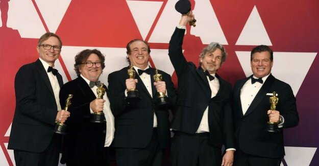 Academy Awards in the break : The Oscar for the Green Book is a poor decision