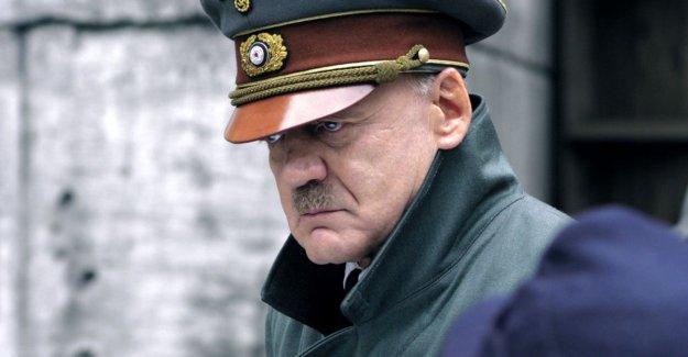 Actor Bruno Ganz (77), that Hitler sang in 'Der Untergang', died