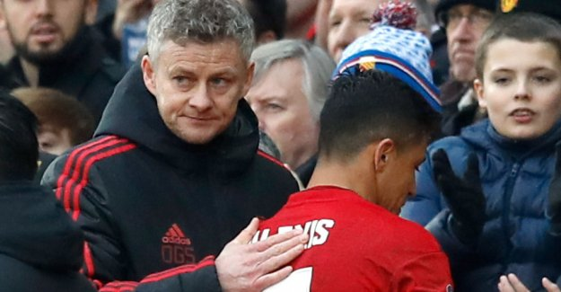 Admits that time is about to run out: - Solskjær has not talked much with me