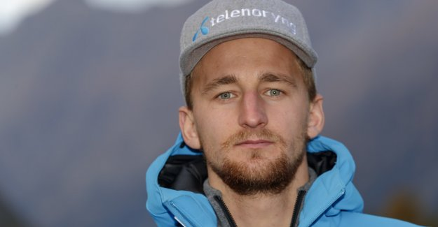 Admittedly, Kristoffersen-the conflict affected his teammates: - Problematic