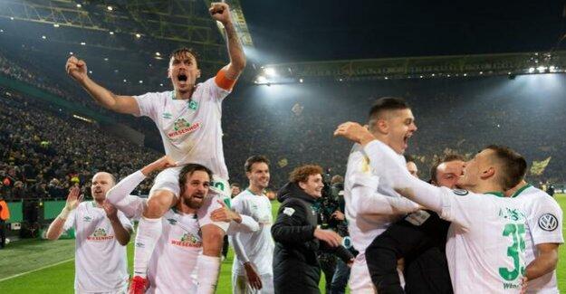 After Dortmund against Bremen in The DFB-Pokal should be a model for Europe