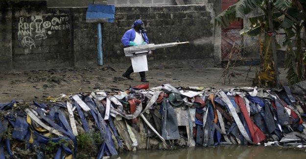 Agency backs in the Congo
