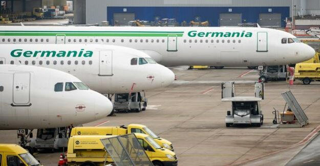 Air travel expert in an Interview : Germania-insolvency threatened the decentralization of the air traffic