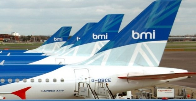 Airline because of Brexit insolvent