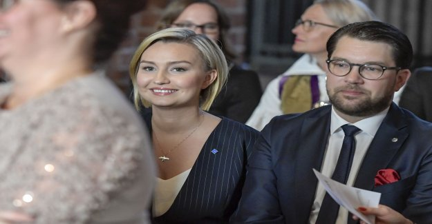Åkesson: Collaborates with M and KD formal