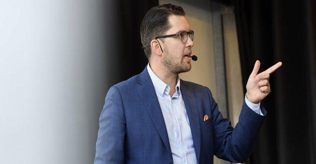 Åkessons way to talk is the problem