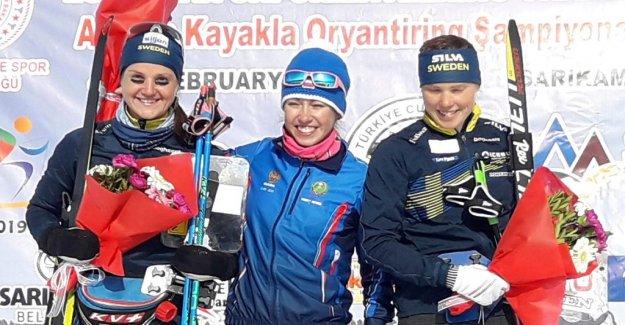 Alexandersson vurpade – still took the bronze