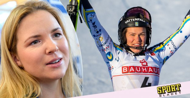 Alpinstjärnornas tributes: A completely different level