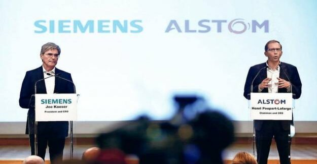 Alstom and Siemens : the EU Commission's German-French Fusion