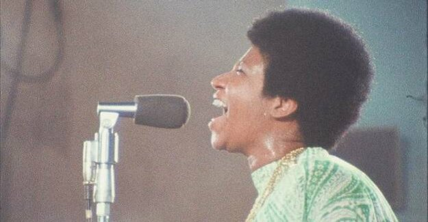 Amazing Grace at the Berlinale : In the Church with Aretha Franklin