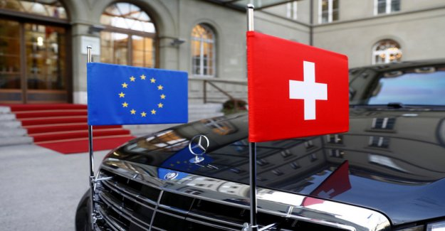Ambassador to the EU to adopt conclusions on Switzerland
