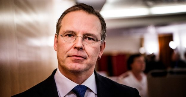 Anders Borg: Raise the property tax together with the SD