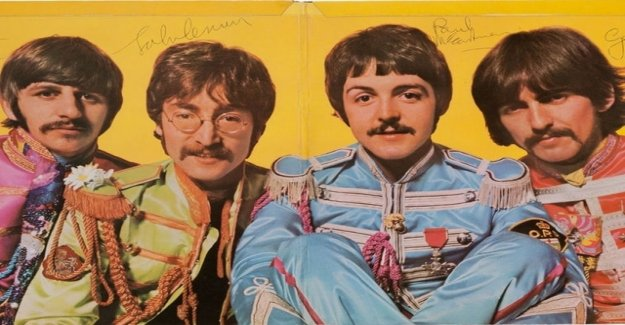 Are overestimated by the Beatles?