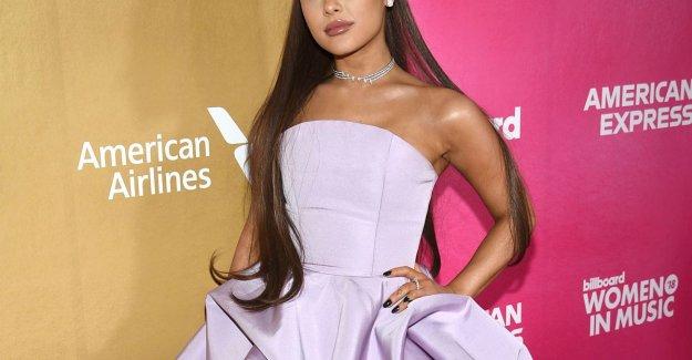 Ariana Grande put write in tattoo law: a Bit better