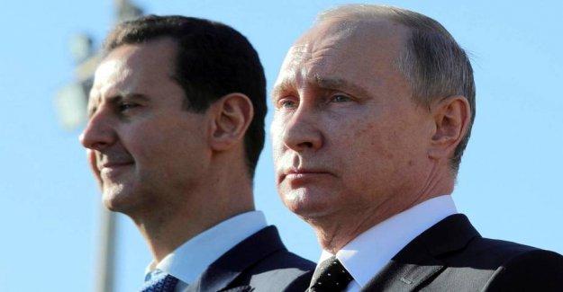 Assad warns: do not Trust the americans