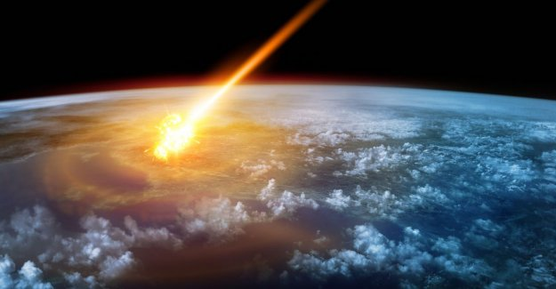 Asteroid can mankind destroy like dinosaurs, but scientists are engaged in plan to the world to save