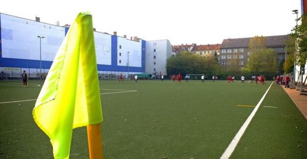 At the end of the winter break in Berlin : Finally back to Amateur football.