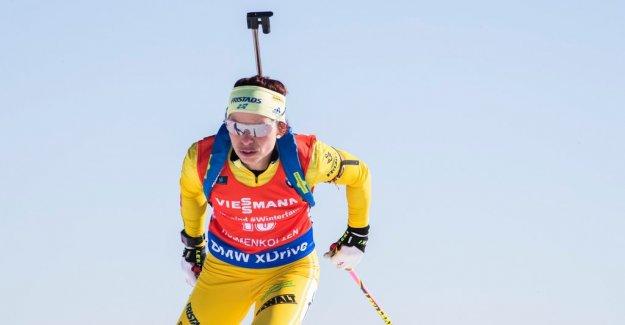 B-emphasised Sweden impressed in the mixedstafett
