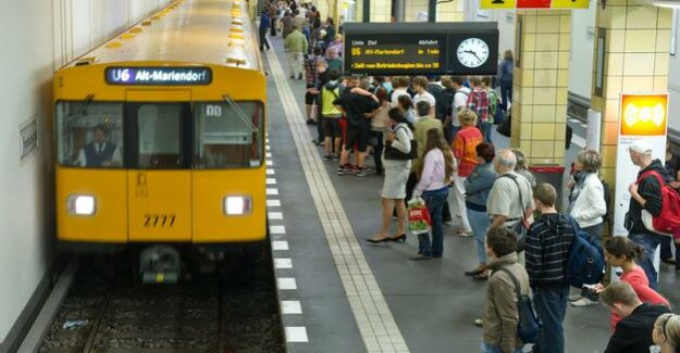 BVG-App Jelbi : mobility, on the I pipe