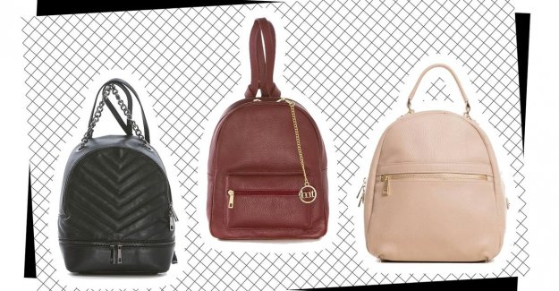 Backpacks: we selected the 5 most beautiful backpacks from our shop