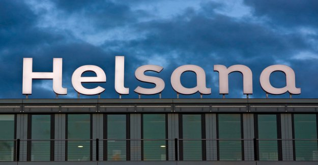 Bad year for Equities pushes on Helsana-profit