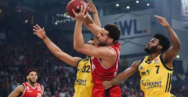 Bamberg wins in the Thriller the Cup