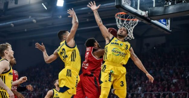 Basketball : Alba Berlin is subject to the Cup final in Bamberg 82:83